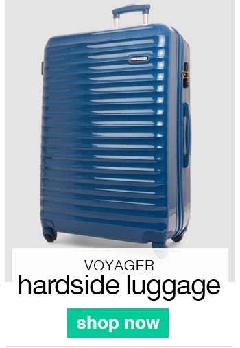 Voyager Hardside Suitcases