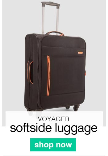 Voyager Softside Suitcases